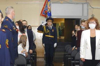 «Посвящение в кадеты 2021»